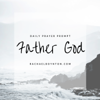 Prayer Prompt 5-31