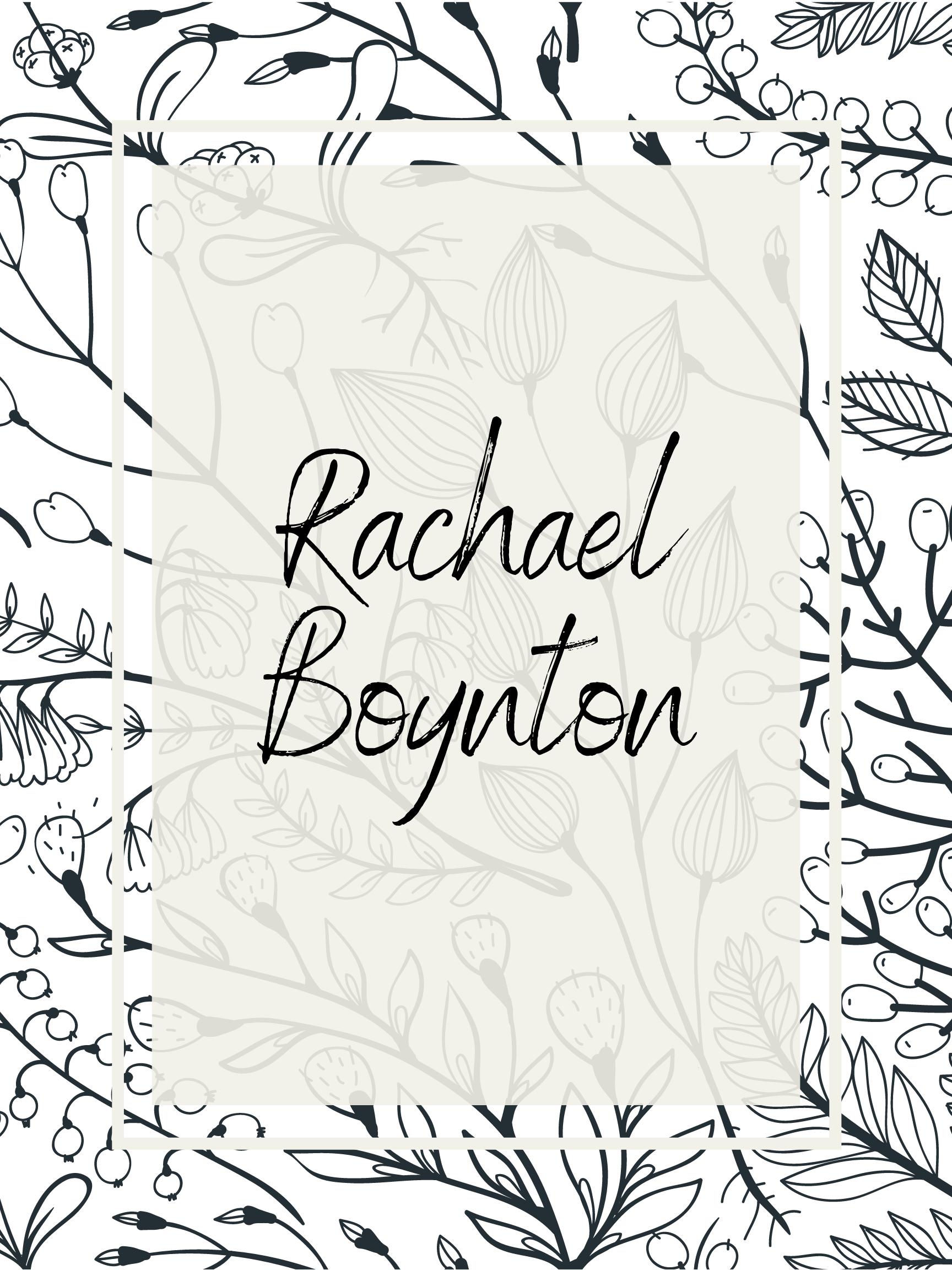 Rachael Boynton